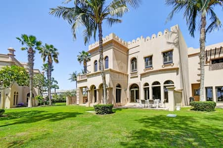 3 Bedroom Villa for Rent in Palm Jumeirah, Dubai - Canal Cove IFurnished IFrond M IViewing Possible