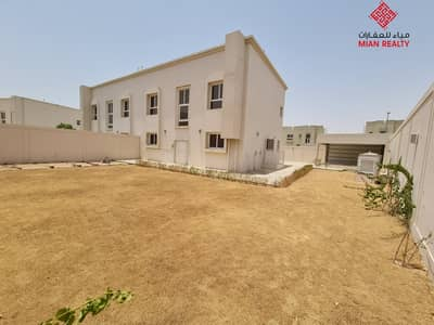 4 Bedroom Villa for Rent in Barashi, Sharjah - Very Spacious 8000 sqft 4 Bedrooms villa with private garden for rent in Barashi in 85,000/year