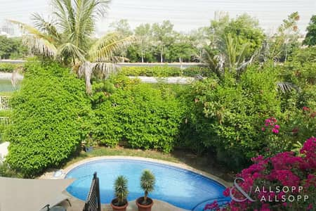 3 Bedroom Villa for Sale in The Springs, Dubai - Lake View   Extended   3M   3 Bedroom