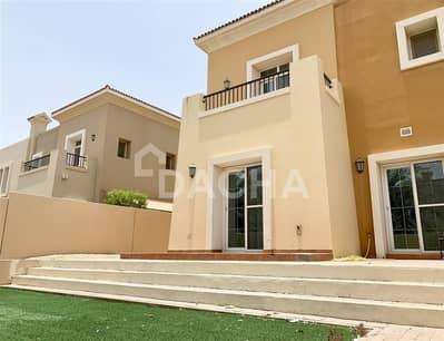 فیلا 3 غرف نوم للايجار في المرابع العربية، دبي - Opposite Pool / Type 3E / Available Now