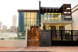 Luxurious | Fully Furnished | 5-Bed Villa