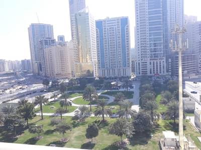 2 Bedroom Flat for Rent in Al Nahda, Sharjah - Brand new 1 parking free 2bhk with balcony wardrobes . Gym. pool al nahda Sharjah