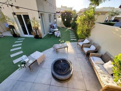 فیلا 2 غرفة نوم للايجار في الينابيع، دبي - Beautifully done villa in affordable price