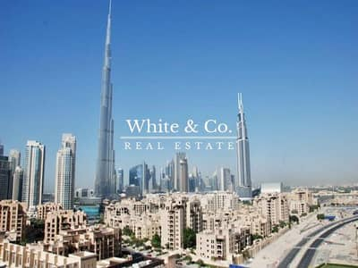 فلیٹ 3 غرف نوم للايجار في وسط مدينة دبي، دبي - 3 + Maids | Bright | Amazing Deal
