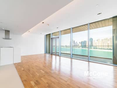2 Bedroom Flat for Rent in Bluewaters Island, Dubai - Ocean and Skyline View | Available Mid August