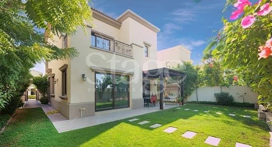 فیلا 5 غرف نوم للبيع في المرابع العربية 2، دبي - Huge 5 Bedroom + Maid Villa   Corner Plot   Lila