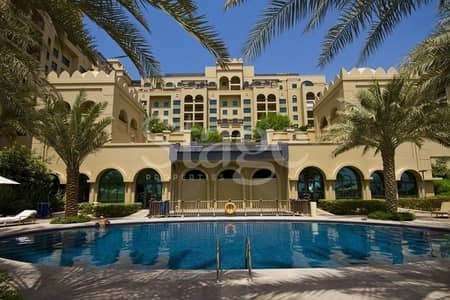 3 Bedroom Townhouse for Sale in Palm Jumeirah, Dubai - Beautiful 3 bedrooms Triplex Townhouse with Pool