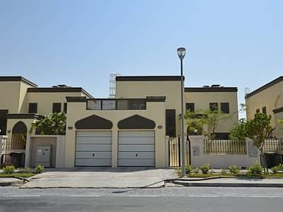فیلا 4 غرف نوم للايجار في جميرا بارك، دبي - Luxury | Pool with Sunken | Fully upgraded
