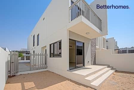 تاون هاوس 3 غرف نوم للبيع في أكويا أكسجين، دبي - Completed property | End unit | 300K below OP