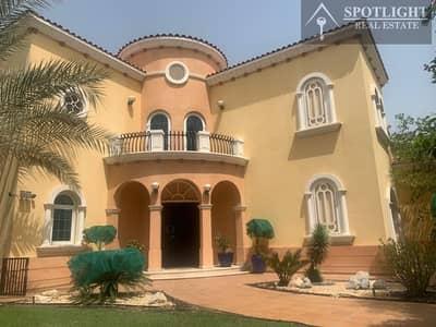 فیلا 5 غرف نوم للايجار في جميرا بارك، دبي - LEGACY | UPGRADED | 5-BEDROOM ATTACHED ENSUITE WITH MAIDROOM| JUMEIRAH PARK | DISTRICT-1 |  ONLY 310K