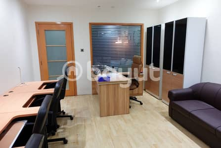 Office for Rent in Al Qusais, Dubai - EXECUTIVE OFFICE WITH EJARI | FLEXIBLE PAYMENTS | FREE WIFI | FREE PARKING | DIRECT FROM OWNER