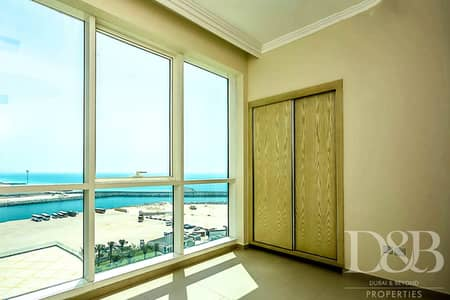 2 Bedroom Flat for Rent in Jumeirah Beach Residence (JBR), Dubai - Beach Access   Fully Furnished   Large Balcony