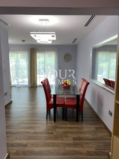 1 Bedroom Townhouse for Rent in Jumeirah Village Triangle (JVT), Dubai - MK   1Bed converted into 2bed @85K