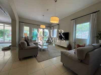 3 Bedroom Villa for Rent in Jumeirah Village Circle (JVC), Dubai - GK   3Bed  furnished Nakheel villa