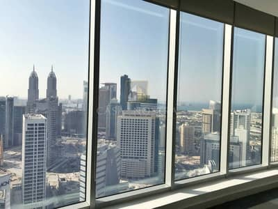 High Floor|Partition Office with Sea View