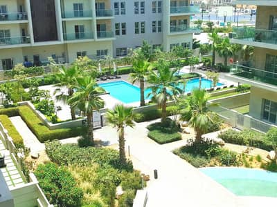 2 Bedroom Flat for Rent in Muwaileh, Sharjah - Green View Ideal 2BHK Only 67K I Gated Community I Kids Play Area I Balcony I Free Parking I Pool etc in Al Zahia