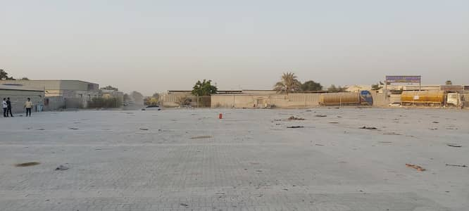 Industrial Land for Rent in Industrial Area, Sharjah - 1