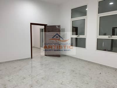 1 Bedroom Flat for Rent in Al Shahama, Abu Dhabi - Brand new 1BHK new shahama with private terrace