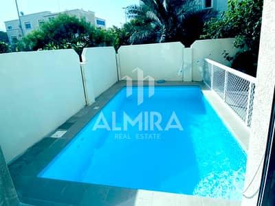 فیلا 5 غرف نوم للبيع في الريف، أبوظبي - Move in Soon! Semi Single Row I Private Pool