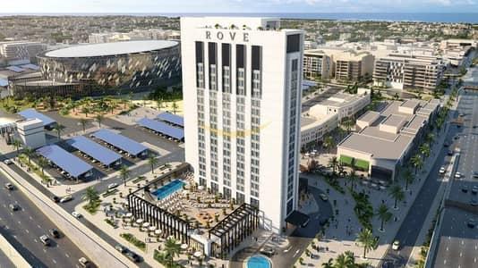 شقة فندقية  للبيع في جميرا، دبي - 8% Return Guaranteed   Ready to Occupy   Rove City Walk   VIP