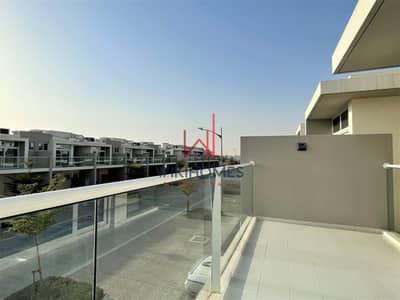3 Bedroom Townhouse for Rent in Akoya Oxygen, Dubai - Brand New   TownHouse   Garden