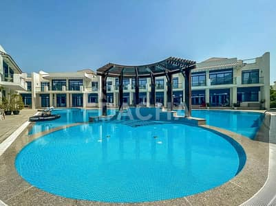 4 Bedroom Townhouse for Rent in Palm Jumeirah, Dubai - Vacant / Luxury / Must See / Last Unit