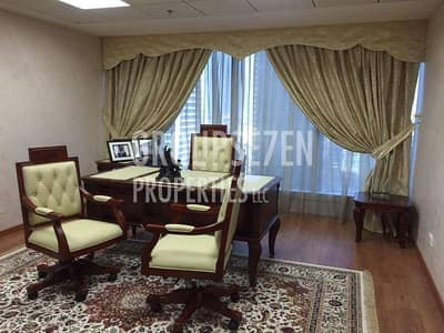 office in Saba 1 tower for sale