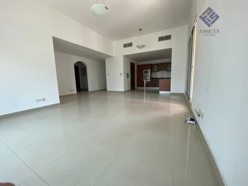 Unfurnished | Spacious | Well-Maintained