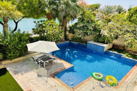 فیلا 5 غرف نوم للايجار في السهول، دبي - Fully Upgraded   Private Pool   Lake View