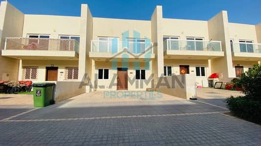 3 Bedroom Townhouse for Rent in International City, Dubai - 3 Bedroom +Maid Room Villas with Huge Balconies Available for Rent In Warsan Village