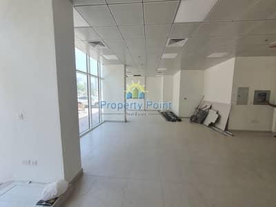 معرض تجاري  للايجار في الخالدية، أبوظبي - 800 SQM Showroom for RENT | Ground + Basement | Brand New Building | Khalidiya Area