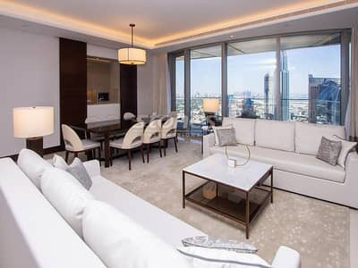 Exclusive Apartment With Stunning Downtown Views