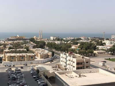 2 Bedroom Apartment for Sale in Al Sawan, Ajman - BIG SIZE 2 BED ROOM FOR SALE IN AJMAN ONE TOWER WITH PARTCIAL SEA VIEW