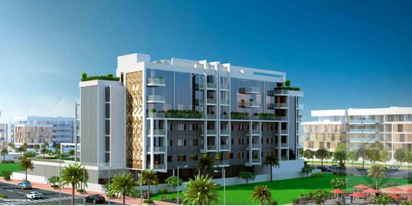ONE BEDROOM APARTMENT WITH 50:50 PAYMENT AT MEYDAN