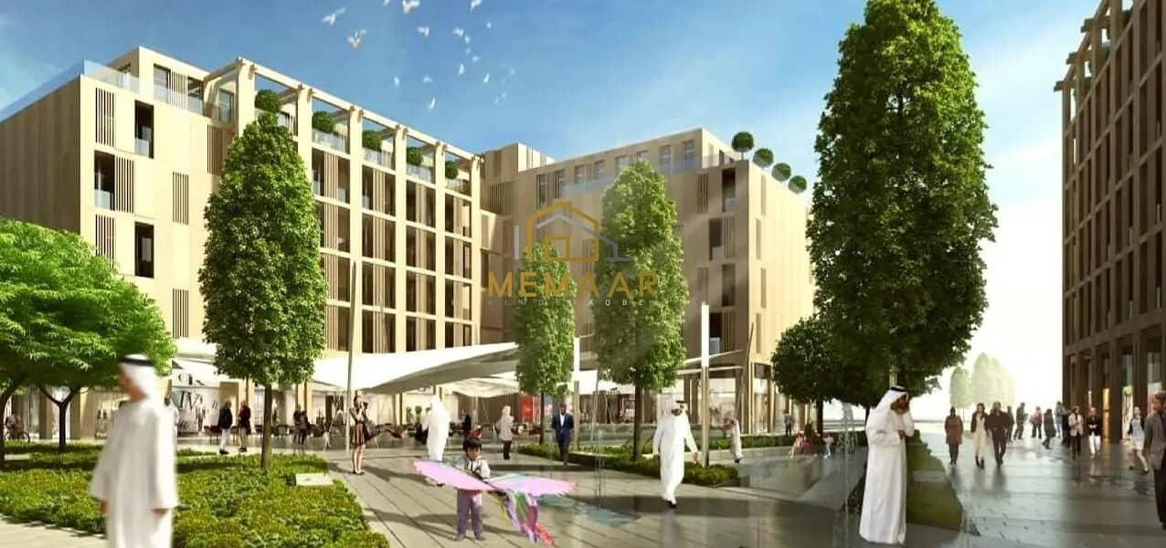 Apartments for sale in Sharjah on University Street