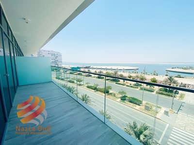 شقة 1 غرفة نوم للايجار في شاطئ الراحة، أبوظبي - Brand New Sea View Unit ! Contact Us To Book ! Best View and Layout
