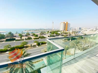 فلیٹ 2 غرفة نوم للايجار في شاطئ الراحة، أبوظبي - Upcoming New 2 BR plus Maids Room with Sea View