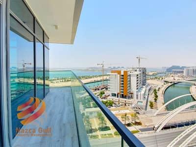 فلیٹ 2 غرفة نوم للايجار في شاطئ الراحة، أبوظبي - Brilliantly New 2 BR plus Maids with Sea View