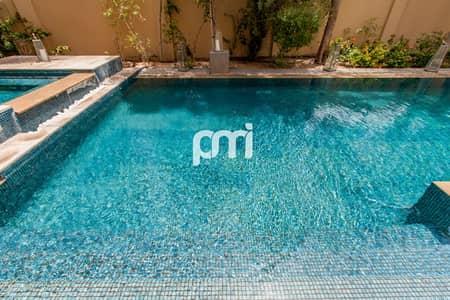 6 Bedroom Villa for Sale in Al Barari, Dubai - Dhalia I Vacant on Transfer I Desert