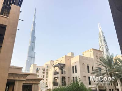 1 Bedroom Apartment for Sale in Old Town, Dubai - Genuine Resale | Community Views | Prime Location