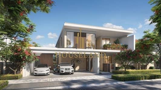4 Bedroom Villa for Sale in Tilal Al Ghaf, Dubai - Luxury Contemporary I Corner Unit I Close to Park I