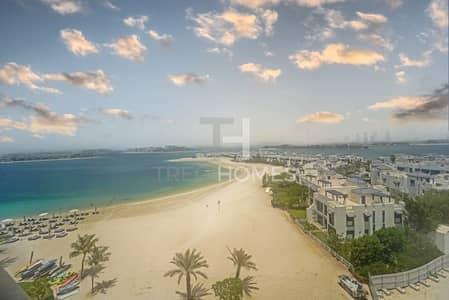 شقة 1 غرفة نوم للايجار في نخلة جميرا، دبي - Beach Access   Stunning Views   Immaculate