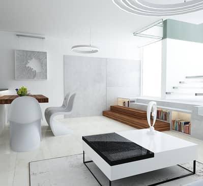2 Bedroom Townhouse for Sale in Al Raha Beach, Abu Dhabi - lofts 2bhk from developer handover  Q3 2021