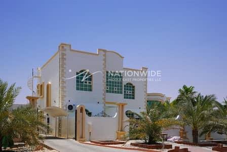 4 Bedroom Villa for Rent in Al Bateen, Al Ain - Excellent 4 Bedroom+ maid room   Including Water & Electricity.