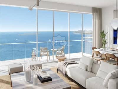 شقة 3 غرف نوم للبيع في جميرا بيتش ريزيدنس، دبي - Corner unit / Sea View / Maid Room / Resale