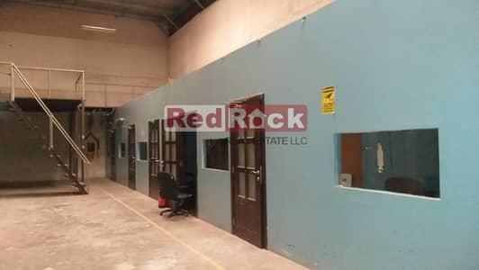 Warehouse for Rent in Ras Al Khor, Dubai - 1650 Sqft Warehouse With Huge Office  in Ras Al Khor