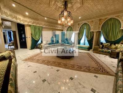 فیلا 6 غرف نوم للايجار في نخلة جميرا، دبي - TOP NOTCH 6BR LUXURY+PVT POOL+BEQACH ACCESS AT 1.59M BY 1 CHQ
