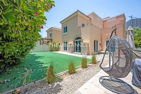 4 Bedroom Villa for Rent in Dubai Sports City, Dubai - Corner Plot | Type C3 | Garden Park View