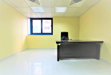 مکتب  للايجار في شارع المطار، أبوظبي - مکتب في شارع المطار 16000 درهم - 4034601