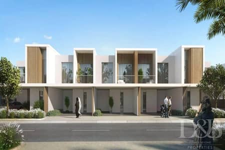 4 Bedroom Townhouse for Sale in Arabian Ranches 3, Dubai - Exclusive   On The Park   Resale